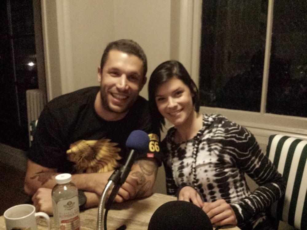 58 – Aubrey Marcus & Whitney Miller