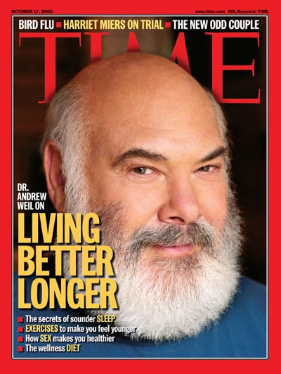 6- Andrew Weil, MD